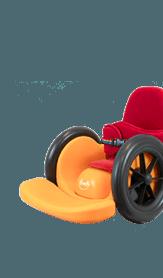 Firefly scooot mobilite koltuğu