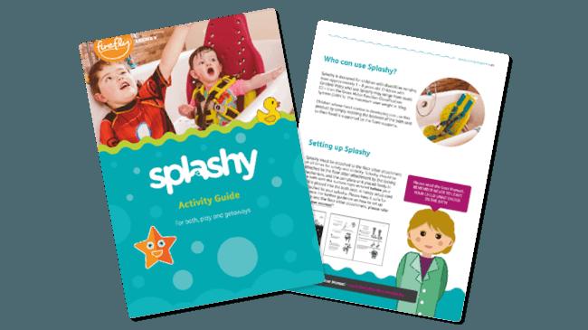 Splashy Banyo Koltuğu Aktiviteler
